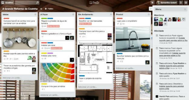 6 ferramentas indispensáveis para Gerentes de Projetos (Imagem: Trello)